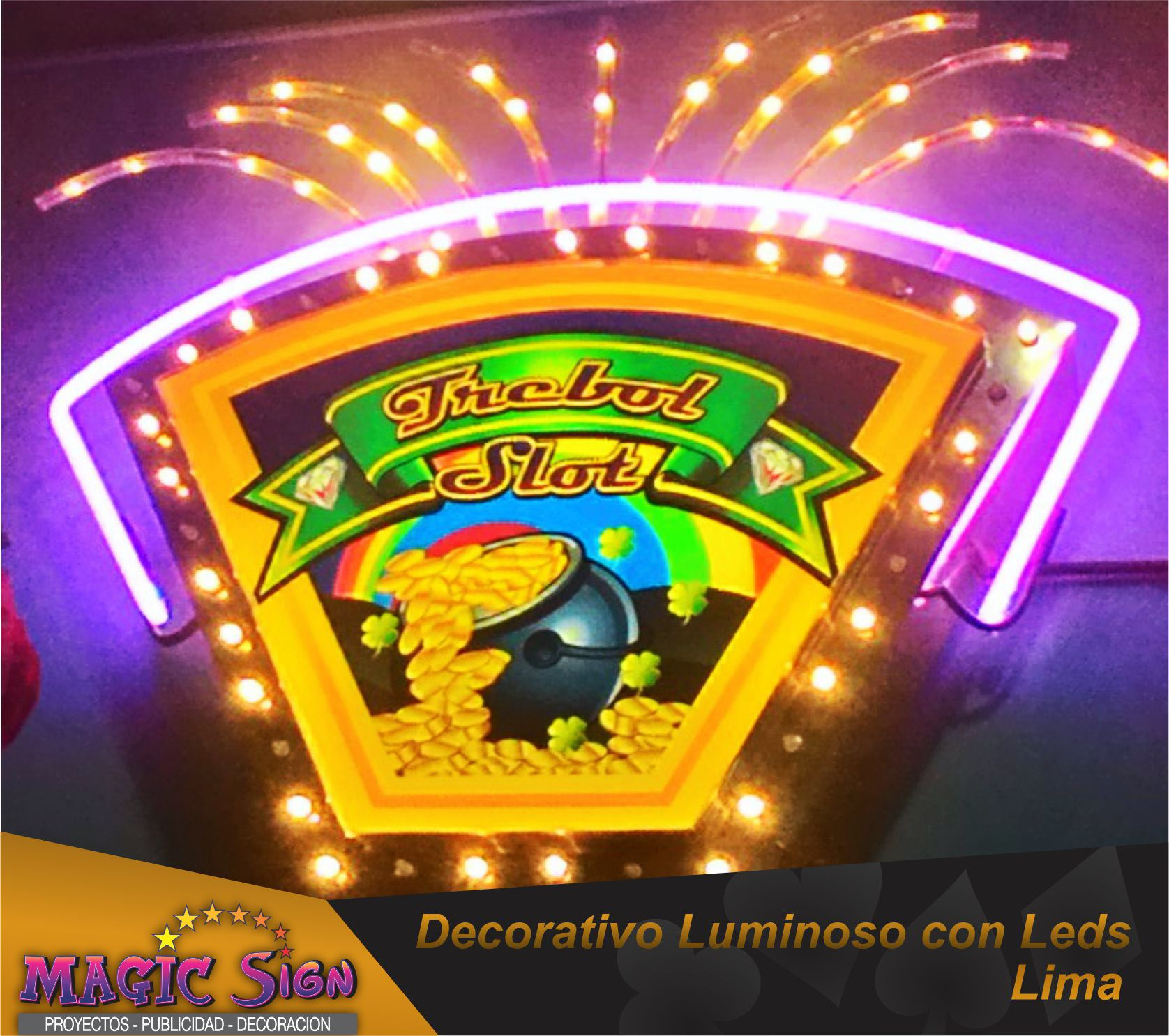 decoracion de casinos lima