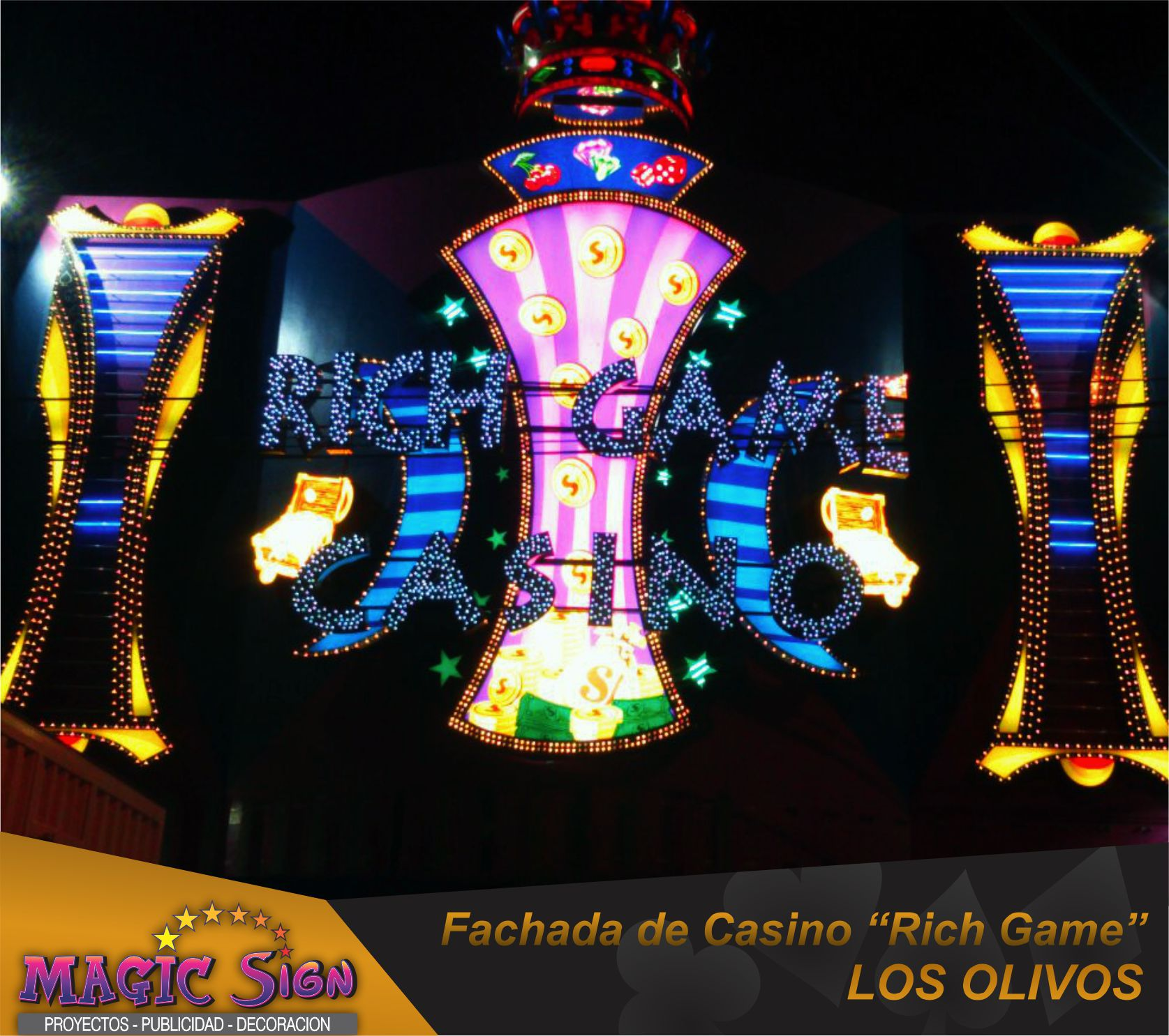 Implementacion de Casinos Peru