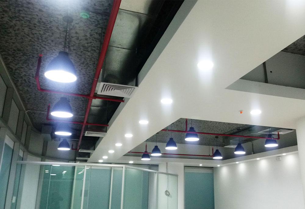 remodelacion de oficina