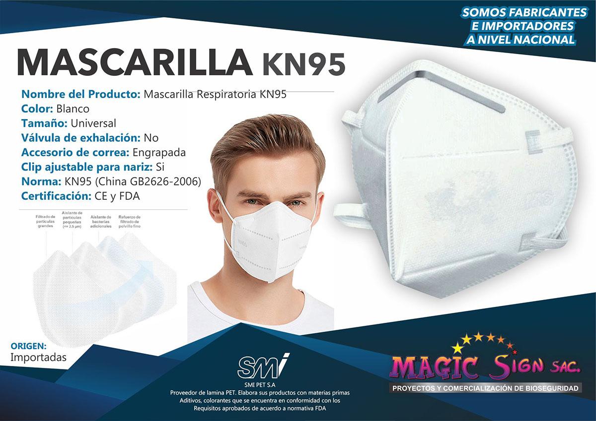 mascarilla kn95